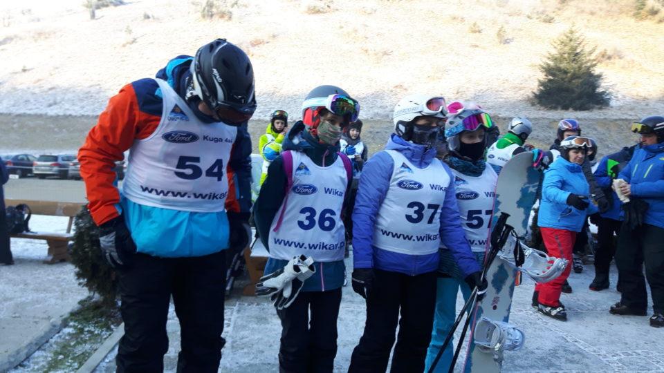 Mistrzostwa szkoły w Narciarstwie Alpejskim i Snowboardzie
