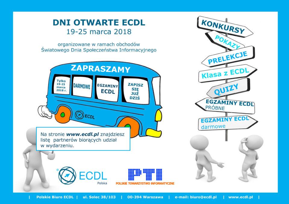Dni Otwarte ECDL