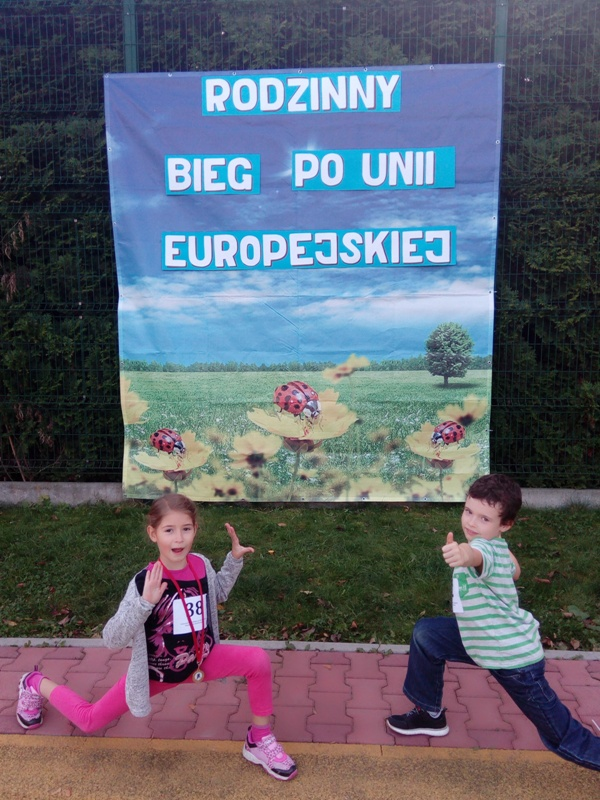 4 Rodzinny bieg po Unii Europejskiej