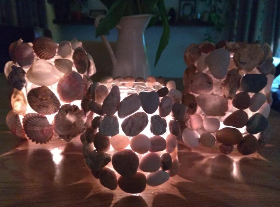Lampion- własnoręcznie wykonany prezent dla Przyjaciela